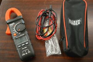 Klein Tools Cl310 400a Ac True Rms Auto ranging Digital Clamp Meter 26857000