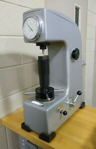 Rockwell Hardness Tester Phase Ii Brand Excelent Condition