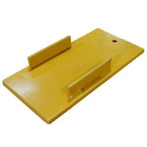 3w2197 Plate Made To Fit Caterpillar Cat Industrial Construction Model 963
