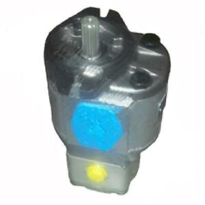 6673918 Hydraulic Double Gear Pump For Fits Bobcat Industrial Models