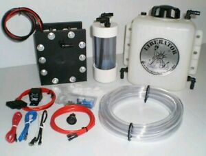 21 Plate Hho Hydrogen Generator Sealed Dry Cell Kit