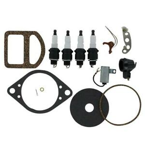 Fds137 Ignition Tune up Kit For Ford new Holland 2n 8n 9n