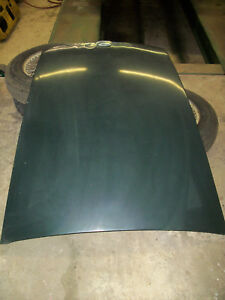 Mg Mgb Aluminum Hood From A 1967 Mgb