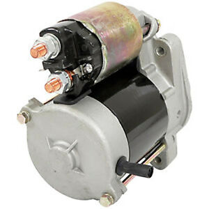 21163 1147 12 Volt 9 Tooth Ccw Starter Mules For Kawasaki Tractors