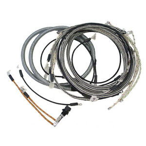 Ih5906 New Wiring Harness Kit Made For Case ih International Tractor Models H Hv