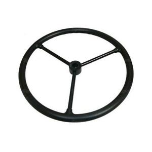Ha767 New 16 Steering Wheel 7 8 With 3 Steel Spokes For Oliver Tractor 60