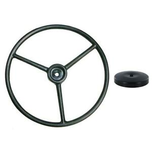 1b767c1 1e1082 New Steering Wheel Cap For Oliver Tractor 70 550 Super 55 77 88