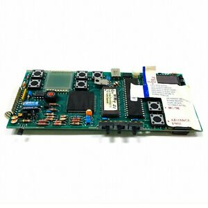 Carrier Corporation Mst 04 pcb Printed Circuit Board