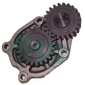 J914005 New Oil Pump Made To Fit Case ih Tractor Models 450 455c W11b 480e