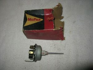 Nos Mopar 1960 61 Plymouth Valiant Variable Wiper Switch