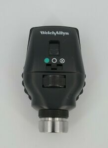 Welch Allyn 11730 3 5v Autostep Coaxial Ophthlalmoscope Head Only Euc