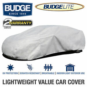 Budge Lite Car Cover Fits Ford Mustang 1987 Uv Protect Breathable
