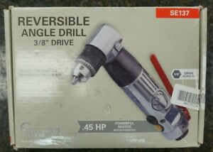Matco Tools 3 8 Silver Eagle Se137 Reversible Right 90 Angle Drill New