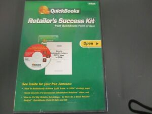 Intuit Quickbooks Retailers Success Kit From Quickbooks Point Of Sale