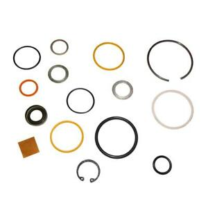 C5nn3n713a Backhoe Steering Cylinder Seal Kit Fits Ford Fits New Holland 555 555