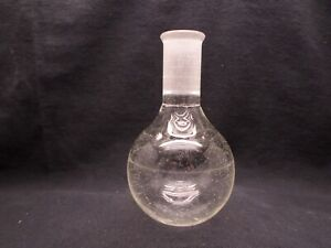Kimax Glass 24 40 Outer Joint 250ml Single Neck Round Bottom Flask 25285 Chips