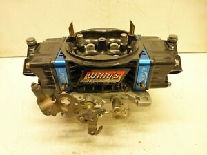 Willy S 4150 Holley 750 Cfm Alcohol Carburetor Fresh