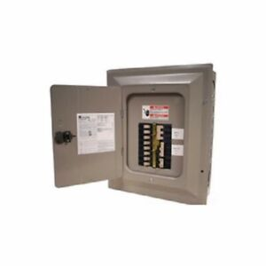 New Eaton Ch10gen5030sn Manual Transfer Switch Generator Panel