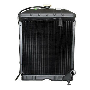 Radiator For Ford 4110 2120 2110 700 4140 4000 Naa 800 4130 600 2000 New Holland
