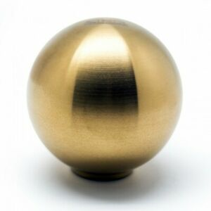 Blox Racing 490 Shperical Bronze Shift Knob 10x1 25 For Nissan mazda mitsubishi