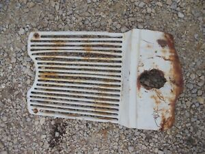 Ford 641 600 Tractor Original Front Nose Cone Grill