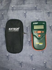 Extech Instruments Mo280 Pinless Moisture Meter With Soft Zip Case