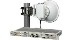 Complete 23 Ghz Link nec Pasolink Andrew Commscope