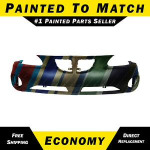 New Painted To Match Front Bumper Cover For 2004 2008 Pontiac Grand Prix
