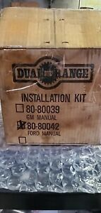 Doug Nash Dual Range Ford Overdrive Adapter Kit 80 80042 New Old Stock