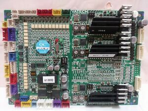 Vatech X ray Cpu Board 4axis Ver 3 2 05 26 2010