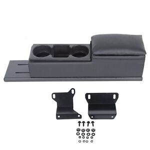 For 06 20 Dodge Charger Police Mini Cup Holder Center Console W Equipment Plate