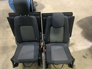 2019 Ford Transit Connect Seats