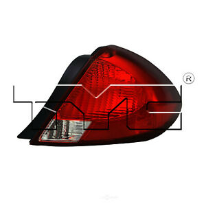 Tail Light Assembly Fits 2000 2003 Ford Taurus Tyc