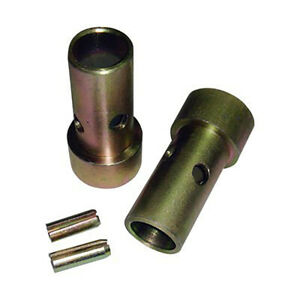 Pair Of Fits Category Ii Quick Hitch Bushings Roll Pins Fits Cat 2 Tractor 3pt B