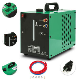 Tig Welder Torch Water Cooler Universal Usage Cooling Powercool Wrc 300a 110v