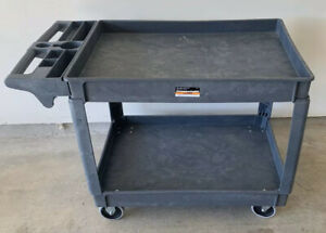 Ironton 500lb Utility Cart Shipping Moving Catering Hobby Craft Storage