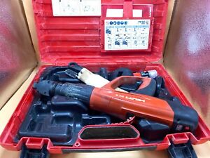 Hilti Dx 5 Powder Actuated Nail Stud Tool Concrete Nailer Gun Tested