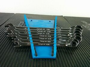 Af773 New 2019 Snap On 7pc Sae Flank Drive Plus Ratcheting Wrench Soxrr707