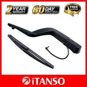 Rear Wiper Blade Arm Fit For Gmc Acadia Saturn Outlook 2007 2012 Back Windshield