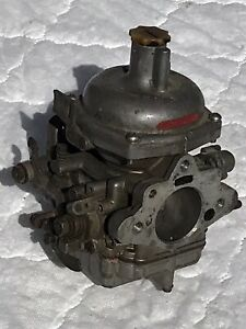 Jaguar Xke E Type 4 2 Zenith Stromberg Cd 2 Carburetor 3305r Rear Carb Oem