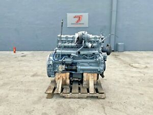 2006 Mack Ami Diesel Engine Serial 6k1236 Family 6mkxh11 9v65
