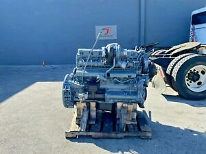 2006 Mack Ami Diesel Engine Serial 6k3129 Family 6mkxh11 9v65