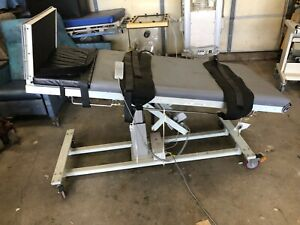 Imaging Table Medical Positioning Inc Model 1011
