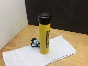 Enerpac Rc 106 Hydraulic Cylinder 10 Tons 6 1 8in Stroke Nice Duo Series