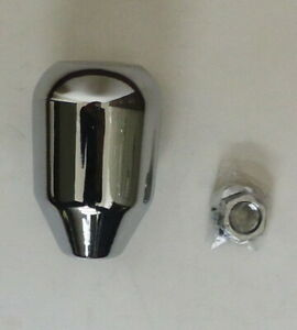 Chrome 5 Speed Honda Civic Gear Shift Knob Type R Jdm