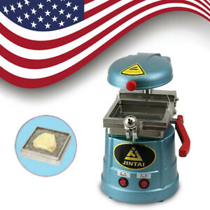 Dental Vacuum Forming Molding Machine Former Heat Thermoforming Lab Equipment Us