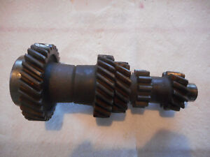 Mercedes Benz Ponton Transmission Shaft Gears W180 W105 W128