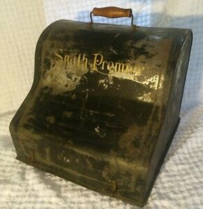 Early 1905 Smith Premier No 2 Typewriter Case