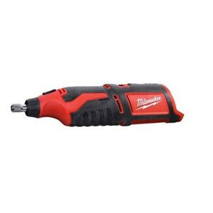 Milwaukee 2460 20 M12 Redlithium Compact Cordless Variable Speed Rotary Tool