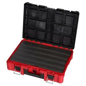 Milwaukee 48 22 8450 Packout Modular Storage Tool Case With Customizable Insert